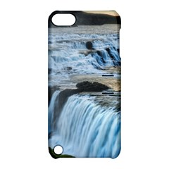 GULLFOSS WATERFALLS 2 Apple iPod Touch 5 Hardshell Case with Stand