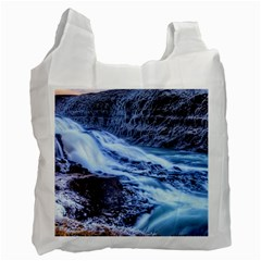 GULLFOSS WATERFALLS 1 Recycle Bag (One Side)