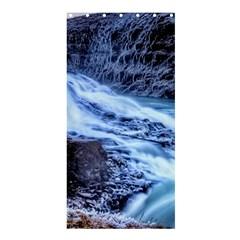 GULLFOSS WATERFALLS 1 Shower Curtain 36  x 72  (Stall)