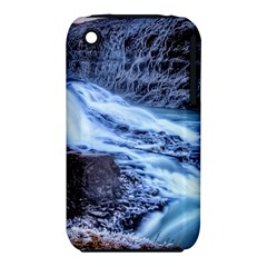 GULLFOSS WATERFALLS 1 Apple iPhone 3G/3GS Hardshell Case (PC+Silicone)