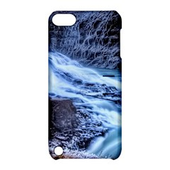 GULLFOSS WATERFALLS 1 Apple iPod Touch 5 Hardshell Case with Stand