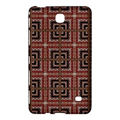 Check Ornate Pattern Samsung Galaxy Tab 4 (7 ) Hardshell Case
