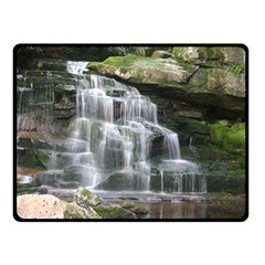 ELAKALA FALLS Double Sided Fleece Blanket (Small)