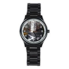 Chapada Diamantina 5 Stainless Steel Round Watches