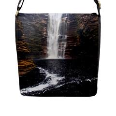 CHAPADA DIAMANTINA 5 Flap Messenger Bag (L)