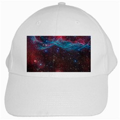 Vela Supernova White Cap