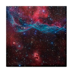 Vela Supernova Tile Coasters