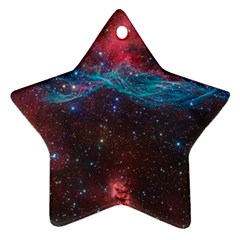 Vela Supernova Ornament (star)
