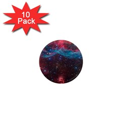 Vela Supernova 1  Mini Magnet (10 Pack)