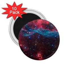 Vela Supernova 2 25  Magnets (10 Pack)