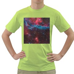 Vela Supernova Green T Shirt