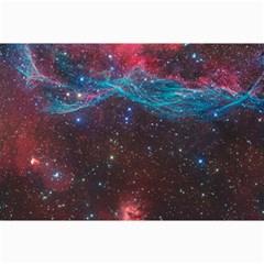 Vela Supernova Canvas 24  X 36