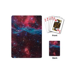 Vela Supernova Playing Cards (mini)