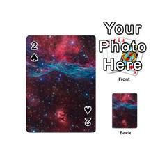 Vela Supernova Playing Cards 54 (mini)