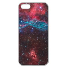 Vela Supernova Apple Seamless Iphone 5 Case (clear)