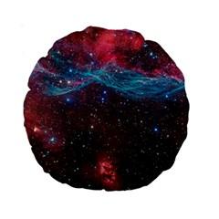 Vela Supernova Standard 15  Premium Round Cushions