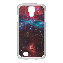 Vela Supernova Samsung Galaxy S4 I9500/ I9505 Case (white)