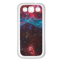 Vela Supernova Samsung Galaxy S3 Back Case (white)