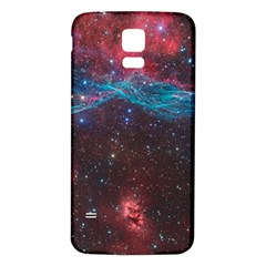 Vela Supernova Samsung Galaxy S5 Back Case (white)