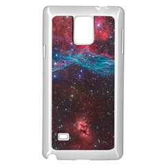 Vela Supernova Samsung Galaxy Note 4 Case (white)