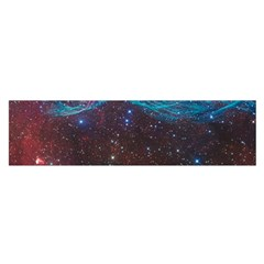 Vela Supernova Satin Scarf (oblong)