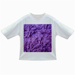 Purple Wall Background Infant/Toddler T-Shirts