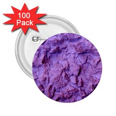 Purple Wall Background 2.25  Buttons (100 pack)