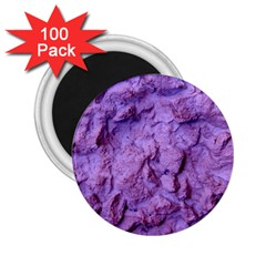 Purple Wall Background 2.25  Magnets (100 pack)