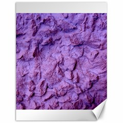 Purple Wall Background Canvas 12  x 16
