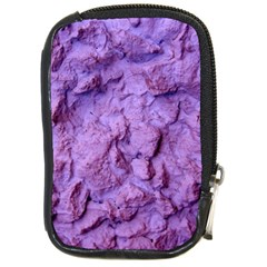 Purple Wall Background Compact Camera Cases