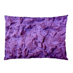 Purple Wall Background Pillow Cases (Two Sides)