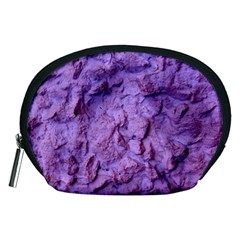 Purple Wall Background Accessory Pouches (Medium)