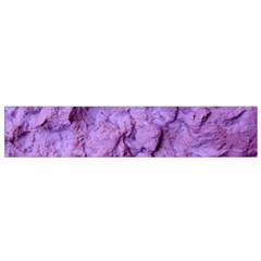 Purple Wall Background Flano Scarf (small)