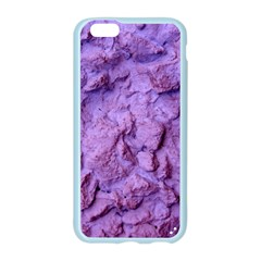 Purple Wall Background Apple Seamless iPhone 6/6S Case (Color)