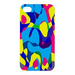 Colorful chaos Apple iPhone 4/4S Hardshell Case