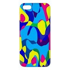 Colorful chaos			Apple iPhone 5 Premium Hardshell Case