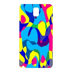 Colorful chaosSamsung Galaxy Note 3 N9005 Hardshell Back Case