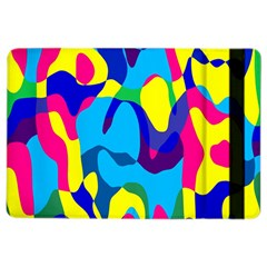 Colorful Chaos			apple Ipad Air 2 Flip Case