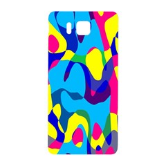 Colorful chaosSamsung Galaxy Alpha Hardshell Back Case