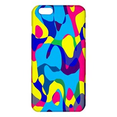 Colorful chaos			iPhone 6 Plus/6S Plus TPU Case