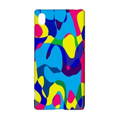 Colorful Chaossony Xperia Z3+ Hardshell Case