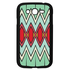 Rhombus and chevrons patternSamsung Galaxy Grand DUOS I9082 Case (Black)
