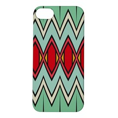 Rhombus and chevrons pattern			Apple iPhone 5S Hardshell Case