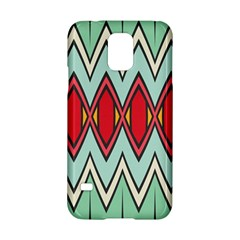 Rhombus and chevrons pattern			Samsung Galaxy S5 Hardshell Case