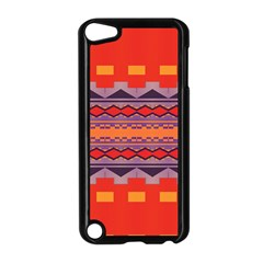 Rhombus rectangles and trianglesApple iPod Touch 5 Case (Black)