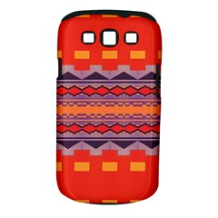 Rhombus rectangles and triangles			Samsung Galaxy S III Classic Hardshell Case (PC+Silicone)