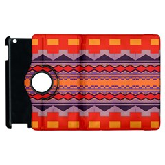Rhombus rectangles and triangles			Apple iPad 3/4 Flip 360 Case