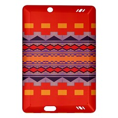 Rhombus rectangles and trianglesKindle Fire HD (2013) Hardshell Case