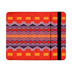 Rhombus Rectangles And Trianglessamsung Galaxy Tab Pro 8 4  Flip Case