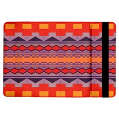 Rhombus rectangles and triangles			Apple iPad Air Flip Case